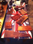 $45 and up. Cheeseboards and serving boards, hand made from our off-cuts.  #WasteNot