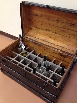 Wine Trunk to be auctioned in aid of Parkdale Food Centre